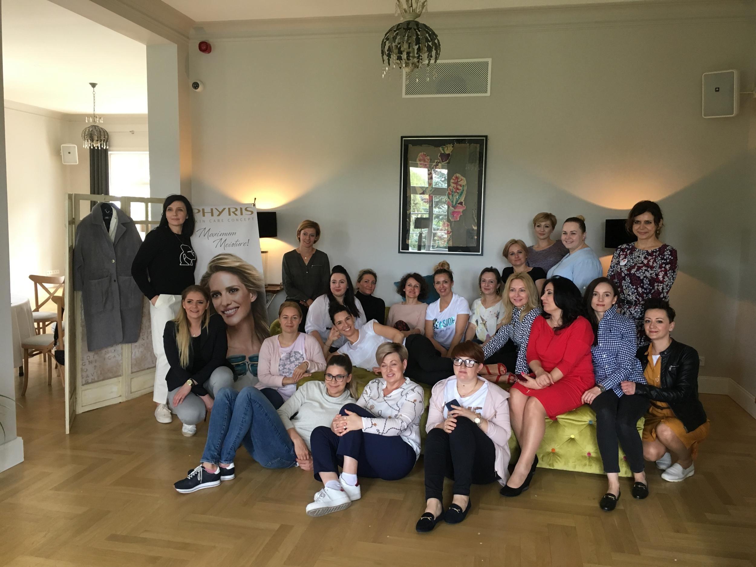 Spotkanie Przedsiębiorczych Kobiet PHYRIS